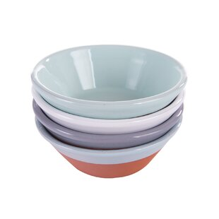 Vic Cereal Bowl (Set Of 4) By August Grove