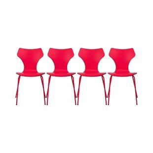 Mapleview Designer Dining Chair (Set Of 4) By Brayden Studio