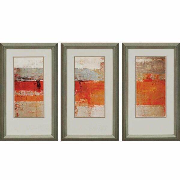 Set Of Three Framed Prints   Wayfair