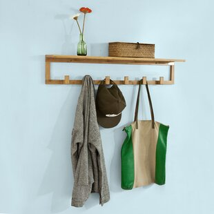 Staki Wall Mounted Coat Rack By 17 Stories