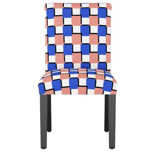 Ceallach Upholstered Dining Chair by Wrought Studio