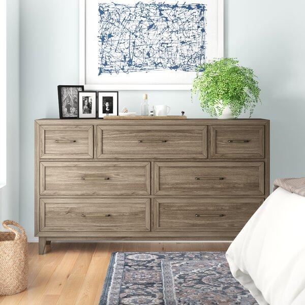 Cedar Log Dresser Wayfair