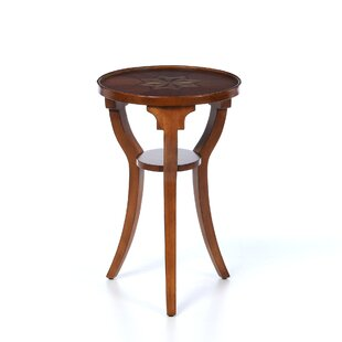 Riley Accent Table by Alcott Hill
