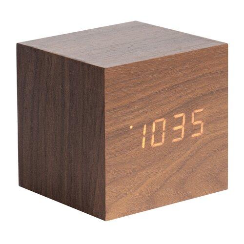 Schreibtischuhr Cube Karlsson   Dekoration > Uhren > Standuhren   Karlsson