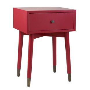 Red Nightstands Bedside Tables Joss