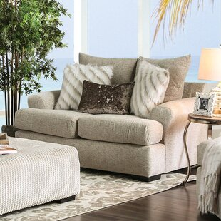 Fiecke Loveseat by Everly Quinn