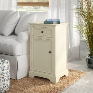 Nieto End Table With Storage by Beachcrest Home
