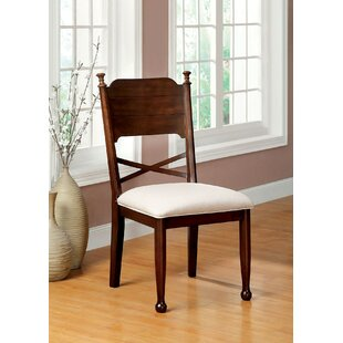 Affordable Powhattan Dining Chair (Set of 2) by Darby Home Co Reviews (2019) & Buyer's Guide