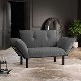 Dastins 49'' Pillow Top Arm Loveseat by Latitude Run®