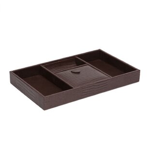 Compare & Buy Blake Valet Tray By WOLF