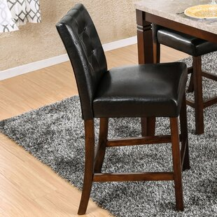 Giddings 25 Bar Stool (Set of 2) Red Barrel Studio
