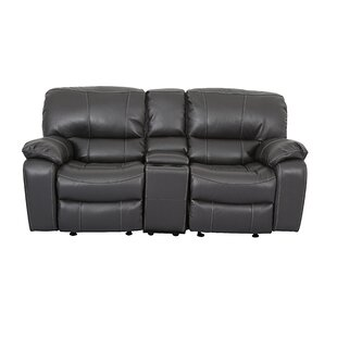 Console Reclining Loveseat by LYKE Home