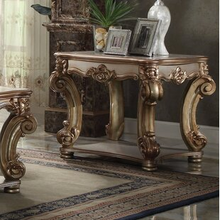 Lecuyer End Table by Astoria Grand