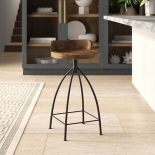 Henson 25.5 Swivel Bar Stool