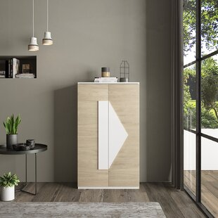 Bali 20 Pair Shoe Storage Cabinet By Ebern Designs