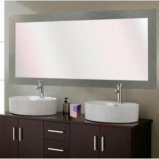 Best Price Landover Bathroom/Vanity Mirror ByUnion Rustic