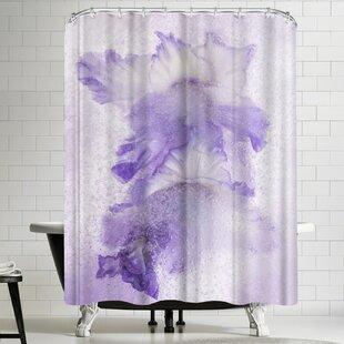 Zina Zinchik Beauty Pageant Single Shower Curtain