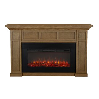 Alcott Landscape Electric Fireplace by Real Flame SKU:EA961126 Order