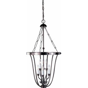 Volume Lighting Minster 6-Light Urn Pendant