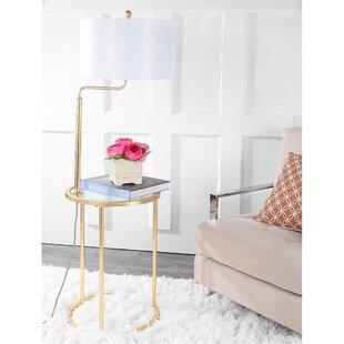 Amar Side Table 57 Floor Lamp