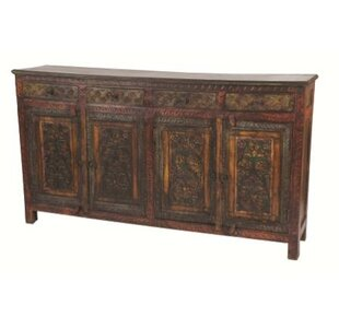 Pentecost 4 Drawer Sideboard World Menagerie