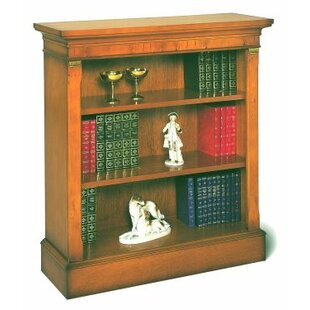 Tarporley Low Wide 91.5cm Standard Bookcase By Rosalind Wheeler