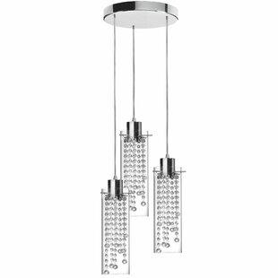 Deston 3-Light Pendant by Willa Arlo Interiors