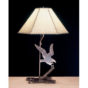 Strike of The Eagle 26.5 Table Lamp