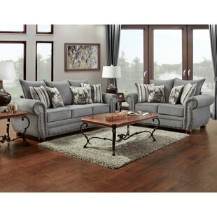 Read Reviews Emst Living Room Set by Darby Home Co Reviews (2019) & Buyer's Guide