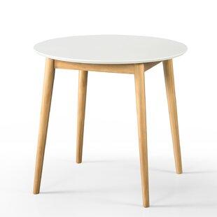 Bedolla Mid Century Round Dining Table