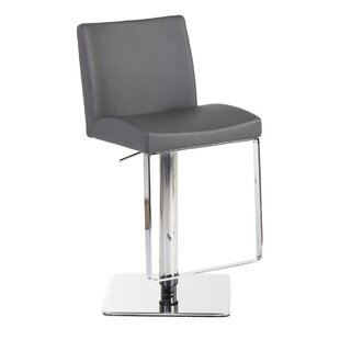 Adjustable Height Swivel Bar Stool by Sti..