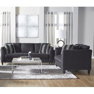 Furse 2 Piece Standard Living Room Set by Red Barrel Studio