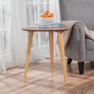 Online Reviews Boston End Table By Langley Street