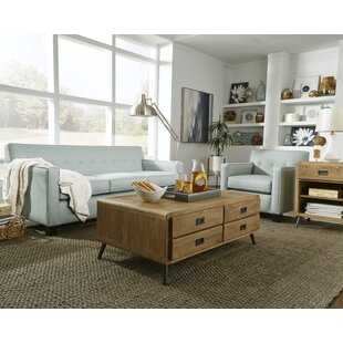 Buy luxury Guillermo 2 Piece Living Room Set by Alcott Hill Reviews (2019) & Buyer's Guide