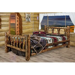 Loon Peak Tustin Panel Bed