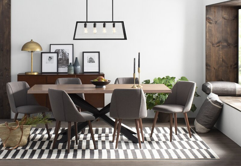 Shop The Look Dillow Dining Table