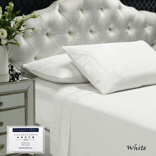 Womack 400 Thread Count 100% Cotton Sheet Set