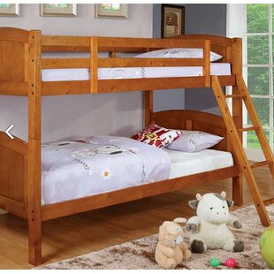 Best Reviews Schlesinger Twin over Twin Bunk Bed by Harriet Bee Reviews (2019) & Buyer's Guide