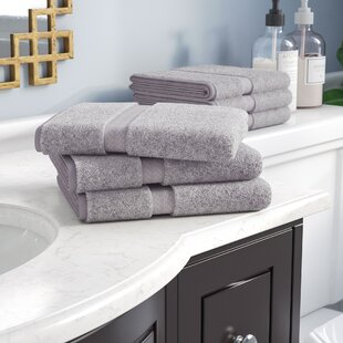 Patric 6 Piece Hand Towel (Set of 6)