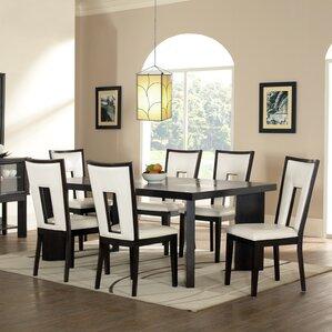 Hillcrest 7 Piece Dining Set by Brayden Studio
