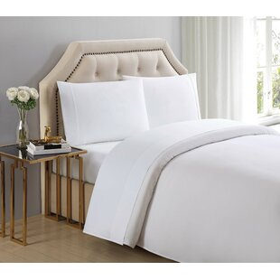 4 Piece 510 Thread Count Cotton Sheet Set By Charisma