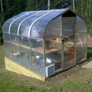 Sunglo Greenhouses 7.5 Ft. W x 7.75 Ft. D Greenhouse