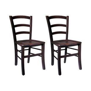 Troupsburg Solid Beech Dining Chair (Set Of 2) By ClassicLiving