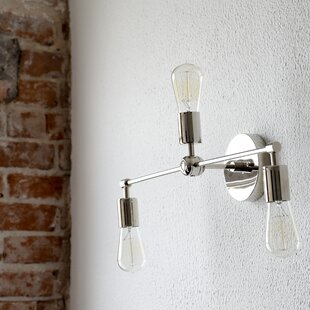 Illuminate Vintage Mid Century 3-Light Vanity Light