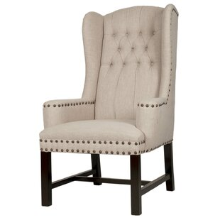 Darby Home Co Manoel Wingback Chair