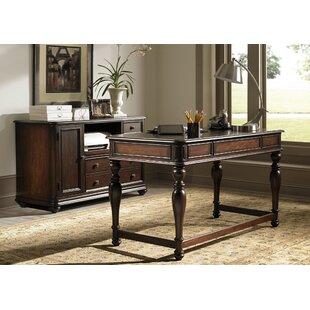 Carnbrock 2 Piece Desk Office Suite by Astoria Grand