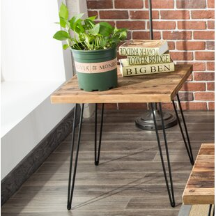 Union Rustic Mariani End Table