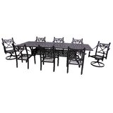 Schleicher 9 Piece Dining Set
