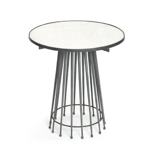 Charpentier Needle End Table by Brayden S..