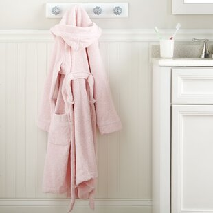 Crain 100% Cotton Terry Cloth Bathrobe